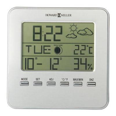 WEATHER VIEW ALARM
